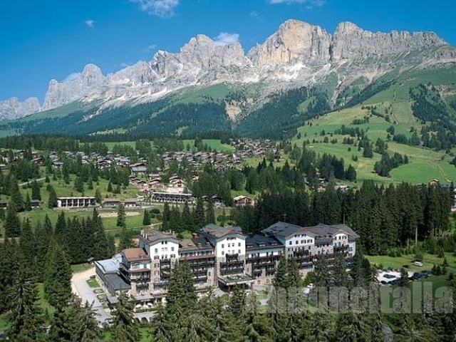 Monolocale IN Grand Hotel Carezza DOLOMITI - 5/5