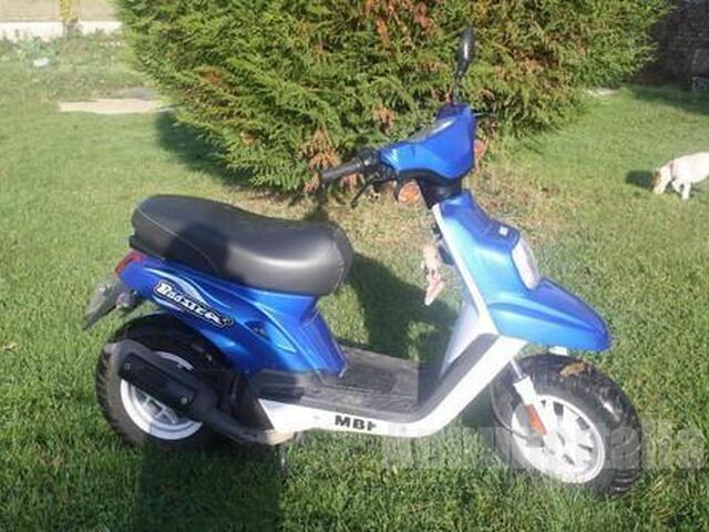 Scooter mbk booster - 2/3
