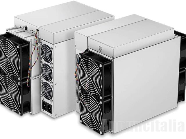 Asic Btc miner AntMiner S19 Pro 110Th/s SHA-256  fast shipping - 2/3